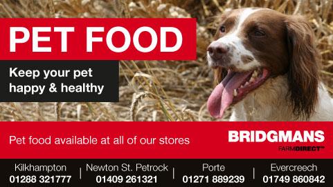 Bridgmans Pet Food
